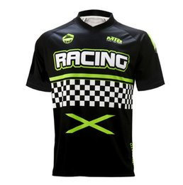 mountain man shirts 2021 - 2021 outdoor speed surrender new style cycling jersey short-sleeved shirt men summer mountain bike cross-country motorcycle jersey T-shirt