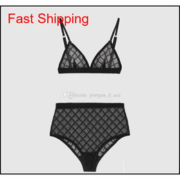 Letters Tulle Bodysuit Fashion Lace Lingeries For Women Soft Comfortable Breathable Underwear Pool Spa Bea qylpTD sports2010