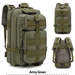 3P The Rucksack March Outdoor Tactical Backpack Shoulders Bag Army GreenCamping Hiking Rifle Bag Trekking Sport Travel Rucksacks Climbing