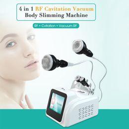Newest 80K cavitation machine body slimming ultrasonic cavitation rf slim machine face lift wrinkle removal cavitation beauty equippment on Sale