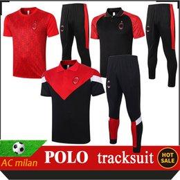 Sconto Tuta Da Tuta Milan 2021 in vendita su it.dhgate.com