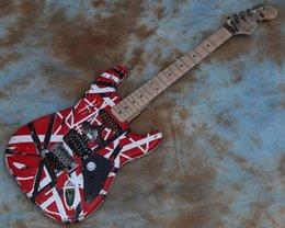Edward Eddie Van Halen Frankenstein Zware Relic Elektrische Gitaar FR2