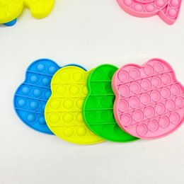 Wholesale 2021 Trending Squeeze souvenirs Toy Push Pop Sensory Fidget Autism Special Needs Stress Reliever Games Last Mouse Lost Game