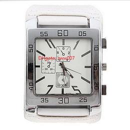 Factory Supplier Free Shipping Hot sale 44mm Quartz Wristwatches White Dial fashion business Men's Fashion Wristwatches No Chronograph on Sale