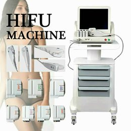 hifu portable machine 2021 - Portable Wrinkle Removal Treatment Hifu Machine Weight Loss Wrinkle Removal For Face And Body Non-Invasive Anti-Aging Medical Equipment