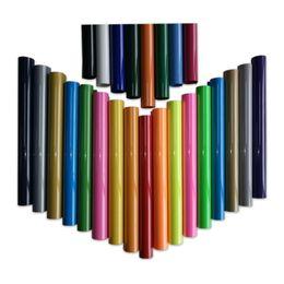 Ingrosso 30cmx100cm Adesivi decorativi Decorativi PVC T-shirt in vinile T-shirt in vinile Iron su stampa HTV