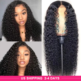 Ishow Transparent 4*4 Lace Closure Wig 28 30 34 40inch Straight Pre-Plucked Human Hair Wigs Lace Wig Indian Peruvian Hair Kinky Curly Body Water Loose Deep on Sale