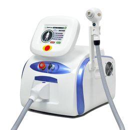 Venta al por mayor de Máquina de depilación láser de salón de belleza 808nm para todos los colores de la piel Dispositivo de depilación láser permanente Equipo de belleza profesional
