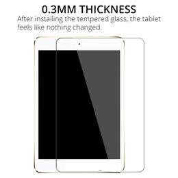 Закаленное стекло для iPad 10.2 Протектор экрана 0.3 мм 9H HD Защитная Глазная пленка Подходит I Pad 7 7-е Генерация на Распродаже