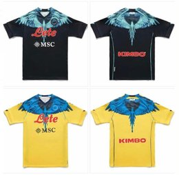 Wholesale 21 22 tees Napoli soccer jersey SSC Naples football special-edition 2022 maillot de foot camiseta fútbol INSIGNE Lozano OSIMHEN MERTENS men shirt