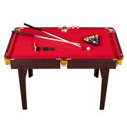 Portable Wooden Indoor Leisure Mini Billiard Table