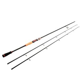 Wholesale Boat Fishing Rods 1.8 2.1M High Quality Spinning Pole Portable Sea Rod Rotating Carp Reel Equipment