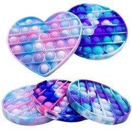 Bubble Bubble Fidget Jouets Adulte Stress Soulagement Toy Antistress Soft Stress Ant-Stress Box Box en Solde