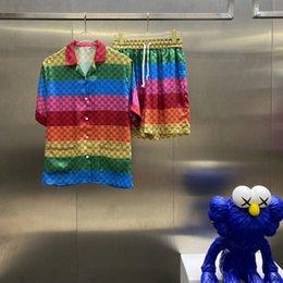 Vente en gros Nouveau Pull tricoté de lettre Jacquard en automne / hiver 2021acquard machine à tricoter Cot de détail personnalisé coton de cou
