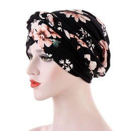 Discount stock beanies Women Islamic Inner Hijab Caps Arab Wrap Head Scarves Femme Musulman Turbante Mujer Drop In Stock Beanie Skull