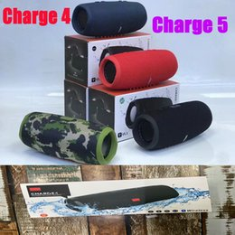 Top Quality Charg 4 5 Bluetooth Outdoor Speaker With 18650 850mAh Battery Subwoofer Sound 10M on Sale