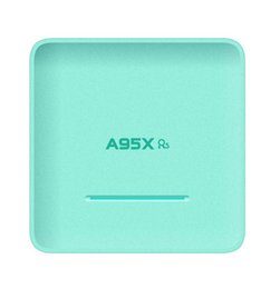 Wholesale A95X R5 Android 10.0 Smart TV Box UHD 4K Media Player 4GB 128GB 2.4G 5G Dual WiFi BT4.0 HD 32GB 64GB 16GB