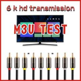 Venta al por mayor de 2021 EUROPEO M3U High Clear 4 K Antena Support Smart TV, IPTV Android ands iPhone, en España, Europa y Estados Unidos