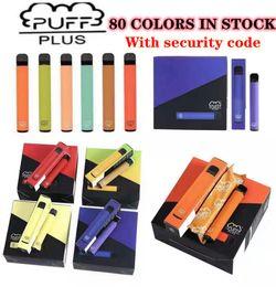 Device 550mAh Battery vape cigarettes 800 Puffs 3.2ml Bar prefilled xxl double stick bang air lux 80 Color Puff Bars Plus Disposable vapes on Sale