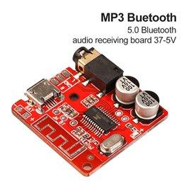 Wholesale Bluetooth 5.0 JL6925A Stereo Music 3.5mm Jack DIY Car Bluetooth Audio Receiver WAV+APE+FLAC+MP3 Lossless Decoding Stereo