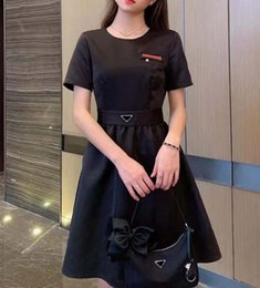 Wholesale balls dresses for sale - Group buy Fashion Casual Dress Re nylon Style Puffer Skirts Waist retracting Design Ball Gown Suspender Midi Dresses with Inverted Triangle