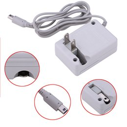 Wholesale US 2-Pin Plug Wall Charger for Nintendo LL XL 3DS Home AC Power Adapter