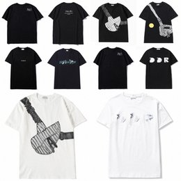 21ss Mens Women Designers T Shirt Fashion Men Casual Shirts Man Clothing Street Designer Shorts Sleeve 2021 Clothes Tshirts 05