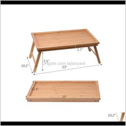 Discount wooden table stand Sufeile Wooden Folding Laptop Table Breakfast Serving Bed Trays Adjustable Foldable With Top And Legs Computer Desk Stand Wmtrtc Upgbv Matte