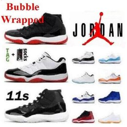 Air Retro Jordan Top mens woman basketball shoes jumpman 11 low white bred 11s Concord 45 23 Space Jam Sports snake rose gold men women sneakers shoe Trainers on Sale