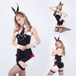 ingrosso lingerie di gioco del ruolo-Bunny Sexy Suit Temptation Play Play Party Uniform Lingerie