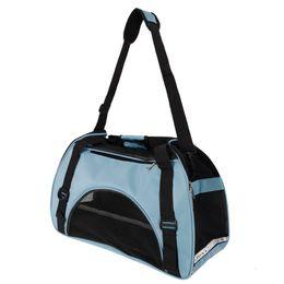 Опт Кошка, выходящая перевозящие сумки-носители Ящики Дома Упаковка Собака Большой размер Дышащая Стерилизация Cross рюкзак
