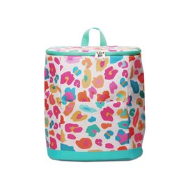 Wholesale Leopard Cooler Backpack Nylon Outdoor Travel Picnic Insulated Bags Sunflower Family Camping Accessories Carrier Case DOM1061867
