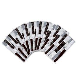 9 27pcs Peel-And-Stick Splashbacks Tile Stickers Suitable For Kitchen Bathroom Waterproof And Oil-Proof IIndustrial on Sale