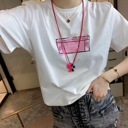 Wholesale designers womens clothes for sale - Group buy 2021 Womens Mens Designers T Shirts Tshirts Fashion Letter Printing Short Sleeve Lady Tees Luxurys Casual Clothes T shirts Clothing
