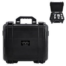 Wodoodporne pudełko do przechowywania DJI Mavic Air 2 Drone Cross Case Torebka Przenośny wodoodporna skrzynka podróżna RC Drone