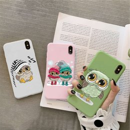 Wholesale case for iphon for sale - Group buy cases Beautiful Uil Telephone Case For Pro pro Max Mimi Xr Xs Max Candy Color Cover for iphon Plus S Tpu Funda