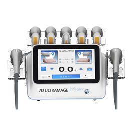 2021 Arrival portable 7D ultraformer 3 Ultramage Anti Wrinkle Skin Firming Body Fat Removal Machine ultraformers iii 3 ultramage lifting HIFU machine