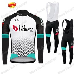 Wholesale Bike Exchange Team Spring Summer Cycling Jersey Set Clothing Road Suit Bicycle Pants MTB Maillot Cyclisme Ropa Racing Sets