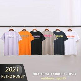 INS Tide AMBUSH T Shirts 2020 Reflective Letter Tops Men Women Couple Street Style Six Color Summer Fashion T Shirts