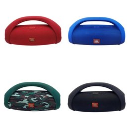 Wholesale  Boombox 2 Portable Wireless Bluetooth Speaker Loudspeaker Dynamics Music Subwoofer Outdoor Loudspeake Stereo Shower Speaker