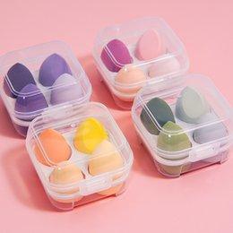 China Makeup Sponge Puff Manufacturer Wholesale Beauty Private Label Make up Sponges Sets Blender For Face on Sale