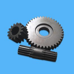 Travel Spur Gear TZ814B1107-00 Sun Gear TZ814B1006-00 TZ910B1016-00 Shaft Coupling TZ800A1015-00 Fit PC60-7 PC70-7 PC75UU-2 PC75UU-3 PC75US-3 PC78US-5 Final Drive on Sale