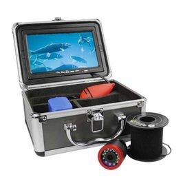 """EST 7 """"inç video kamera 1200TVL HD sualtı balıkçılık balık bulucu açık renk"""