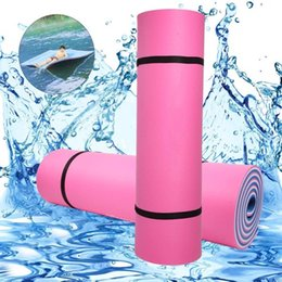 Water Sports Swimming Kickboards floating bed XPE 18ft Pink ,Blue Color over adult N001