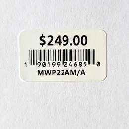 Venta al por mayor de 3 tamaños Consejos para la oreja Etiqueta de etiqueta OEM EDUCE Versión de EE. UU. Para TWS GPS Cambie el nombre de la carga inalámbrica de los auriculares de carga de los auriculares Bluetooth Auriculares Ópticos Detección óptica en la oreja