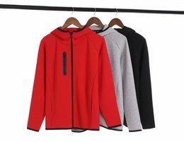 Опт 2021 бегущий фитнес куртки пальто осень зима большого размера мужская капюшона спортивная одежда Windrunneor модный досуг спортивный пиджак