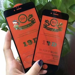 Full coverage 19D tempered glass screen protector on Sale