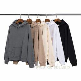 Wysokiej jakości męskie i damskie bluzy rozrywka moda trendy strach przed boską mgłą niezbędną mężczyzn kobiet projektant mężczyzna dresu nowy JWE4 #