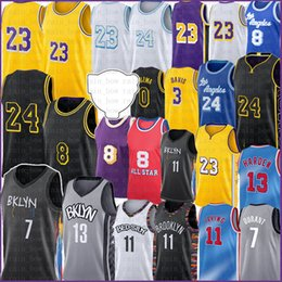 7 Kevin Kyrie 11 Durant Irving Los 23 Angeles 13 Harden Basketball Jersey 8 Anthony 3 Davis Kyle 0 Kuzma Alex 4 72 Caruso Biggie 32 2021 top on Sale