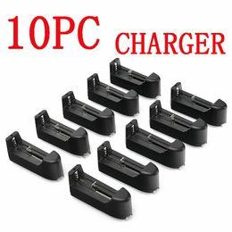 Оптовая универсальная смарт-ливская батарея зарядное устройство для батареи 18650/26650/16340/14500/10440 BATT за фонарик лазерный лазер на Распродаже